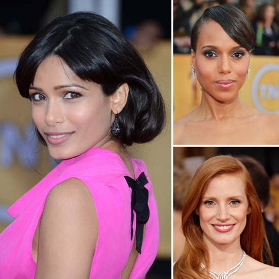 SAG Awards Beauty: See All the Red-Carpet Glamour Up Close!