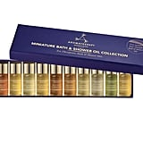 Aromatherapy Associates 10 Miniature Bath & Shower Oil Collection