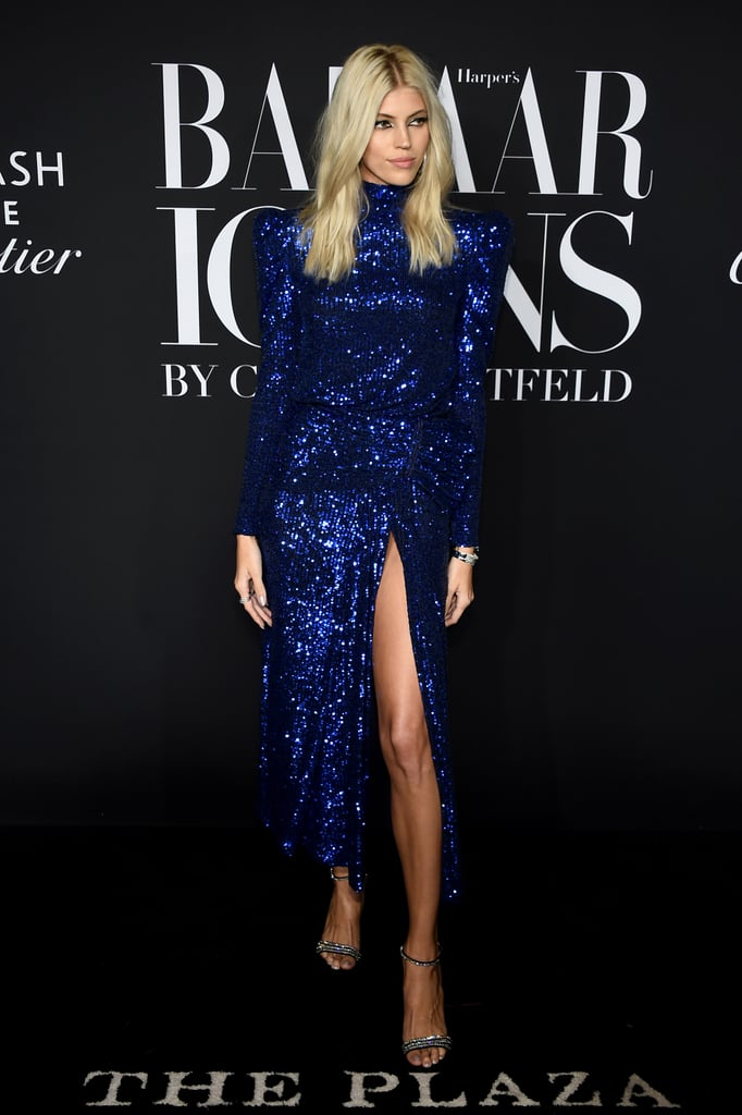 Devon Windsor at the Harper's Bazaar ICONS Party During New York Fashion Week