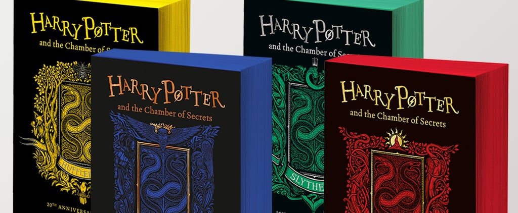 Harry Potter and the Chamber of Secrets House Edition Books