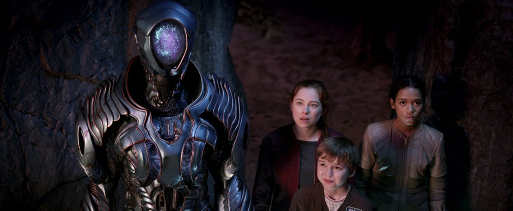 Who Plays the Robot in Lost in Space?