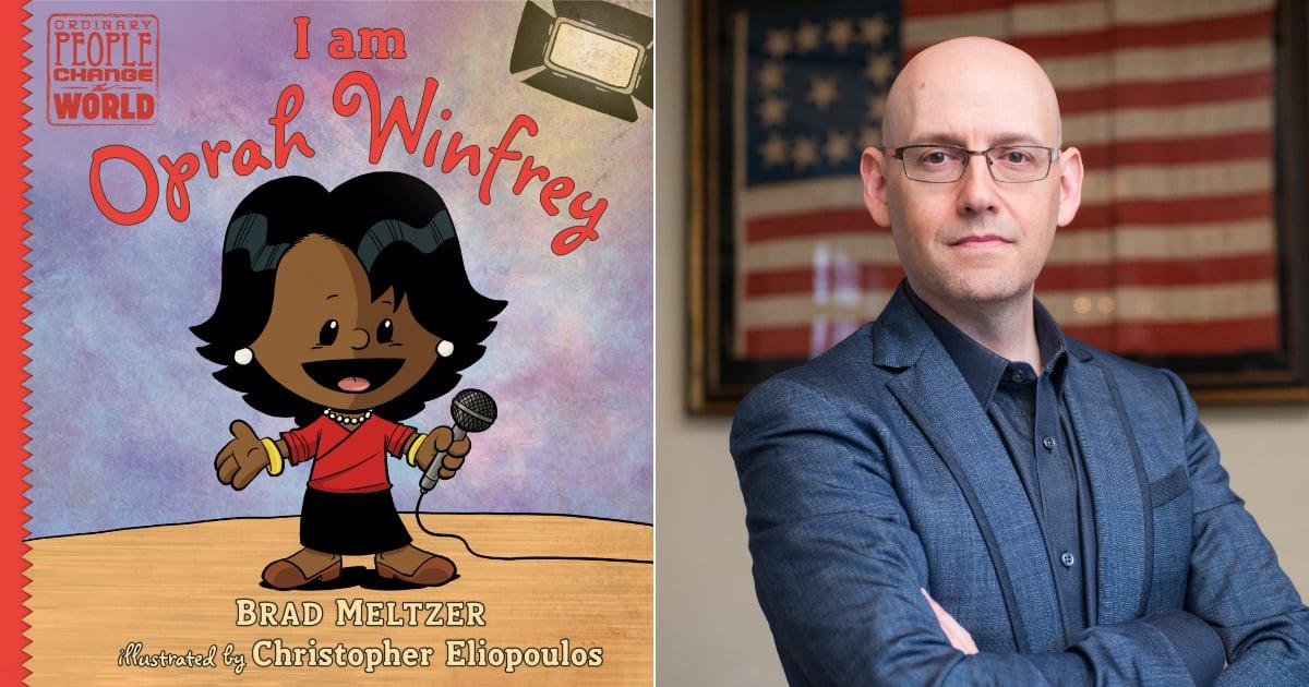 This Inspiring Kids' Books Series Features Heroes Like Frida Kahlo, Harriet Tubman, and Oprah.jpg