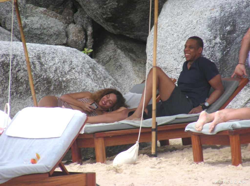 Beyonce and Jay Z on Vacation in Thailand 2015 | Pictures