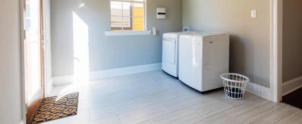 This Lowe's Laundry Room Makeover Is Straight Out of a Design Fantasy