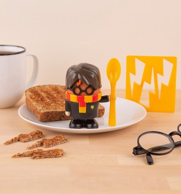 Harry Potter Egg Cup and Toast Cutter Set