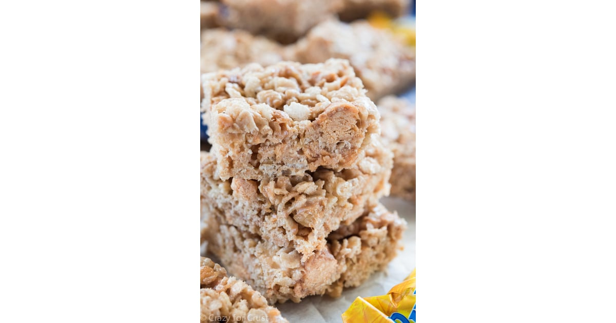 Butterfinger Rice Krispies Treats | 23 Brilliant Ways to Use Up Your ...