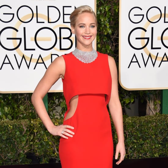 2016 Golden Globes Red Carpet Dresses