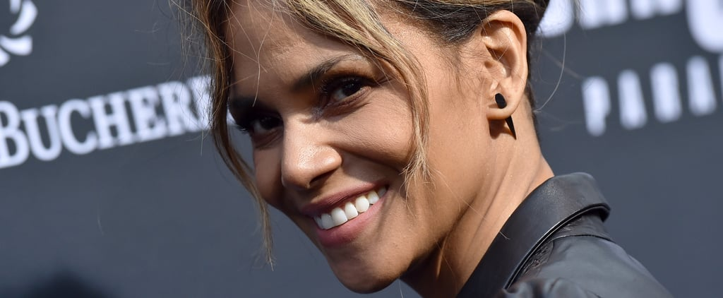 Halle Berry Buzzcut 2019