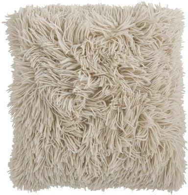 Shaggy Pillow ($25)