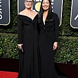 Who Is Meryl Streep's Date at the 2018 Golden Globes?