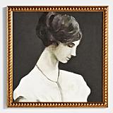 Portrait of a Woman Wall Art