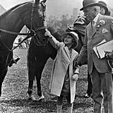 The Queen's Love of Horses