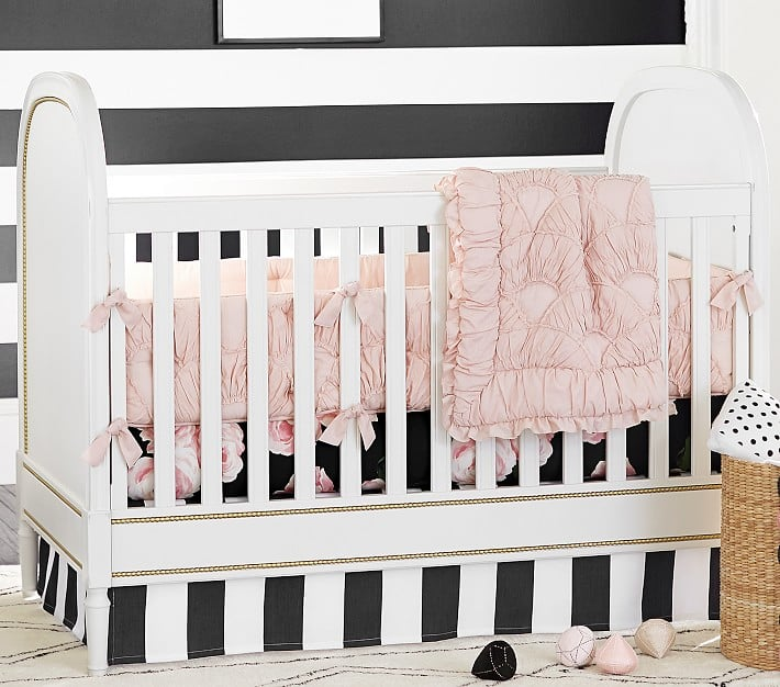 Bed Of Roses Baby Bedding Set