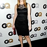 Judy Greer swung by a party in LA.