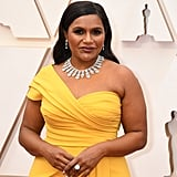 Mindy Kaling at the 2020 Oscars
