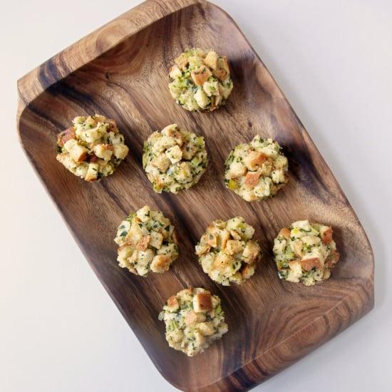 Stuffing Muffins Recipe