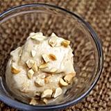 Banana Nut Butter Ice Cream