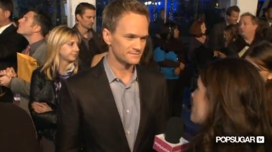 Video of Neil Patrick Harris Talking About His Twins and New Year's Resolutions at the 2011 People's Choice Awards 2011-01-05 23:28:26