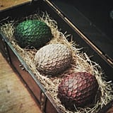 Full Set of Full Size Dragon Eggs (£175)