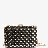 A night out calls for a cute clutch, and this Forever 21 Studded Clutch ($27) happens to be fun, edgy, and a great price.