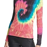 Polo Ralph Lauren Eclipse Cable Knit Cotton Sweater