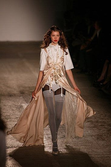 Spring 2009: Lingerie Meets Ready-To-Wear