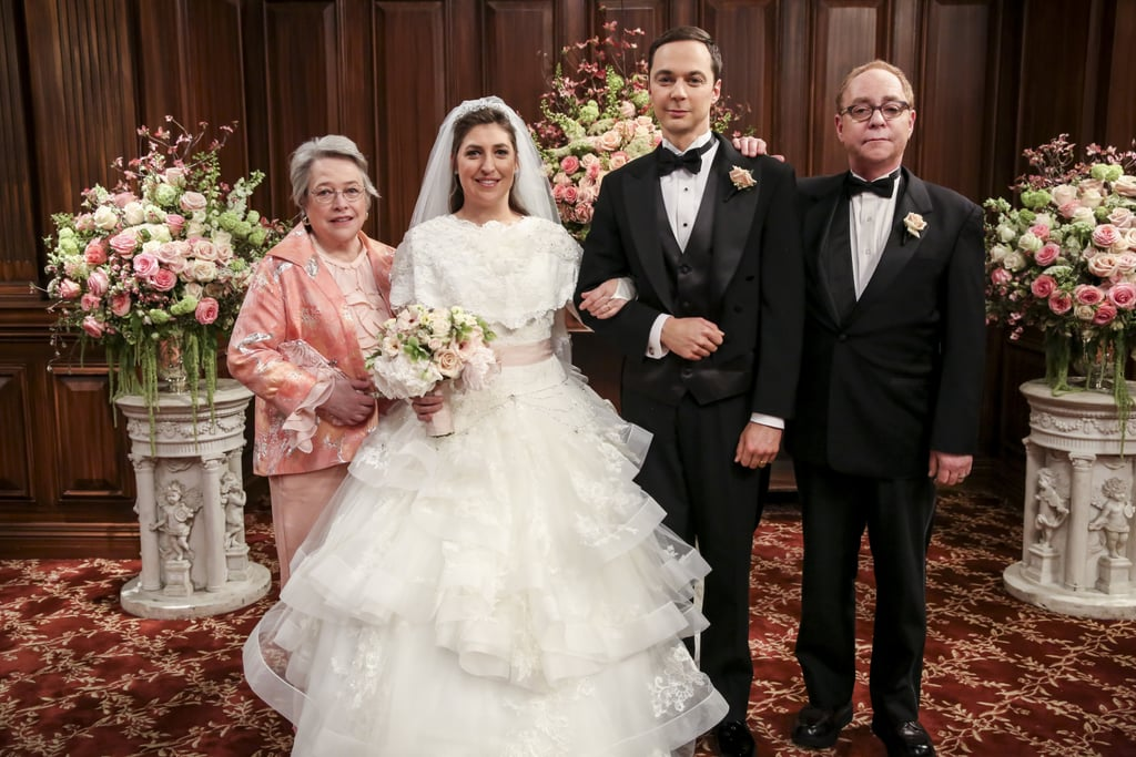 Another Big Bang Theory Wedding Is Happening: See Photos From Sheldon and Amy's Ceremony!