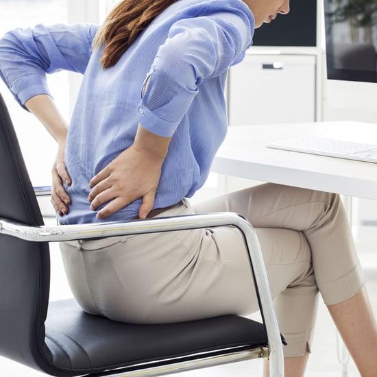تمارين علاج فيزيائي منزليّة لعلاجة ألام أسفل الظهر