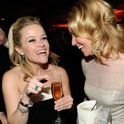 Pictures of Reese Witherspoon and Jim Toth at Vanity Fair Oscars Party 2011-02-28 01:06:32