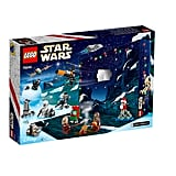 The Back of the Lego Star Wars Advent Calendar Box