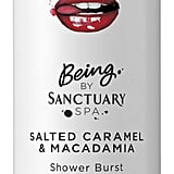 Being Salted Caramel & Macadamia Shower Burst