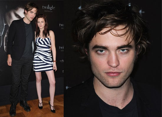 Photos Of Robert Pattinson and Kristen Stewart At The Twilight Premiere In Paris, Catherine Hardwicke Will Not Direct The Sequel