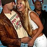 Enrique Iglesias and Anna Kournikova, 2002