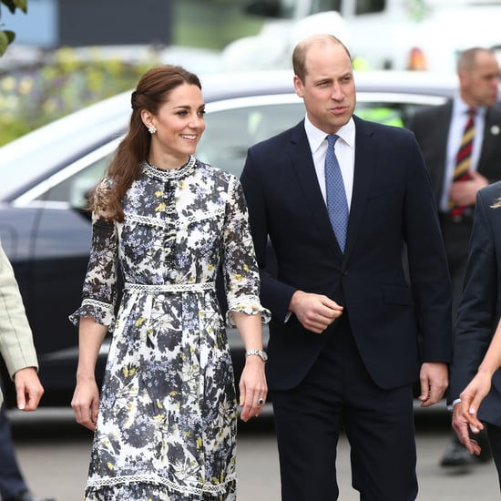 Kate Middleton Floral Erdem Dress May 2019