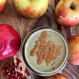 Apple Pomegranate Protein Smoothie