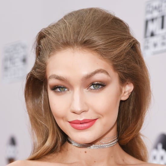 Gigi Hadid 2016 AMAs Beauty Look