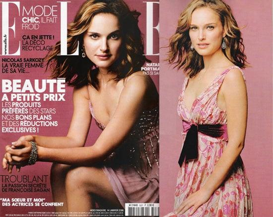 Natalie Portman in French Elle
