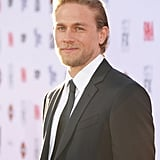 Charlie Hunnam's Sexiest Suit-and-Tie Moments Ever