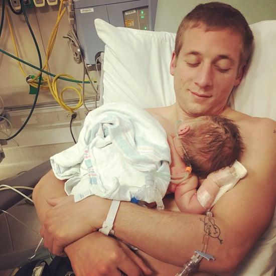 Jeremy Allen White Welcomes First Child