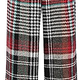 Oscar de la Renta Tweed Trousers