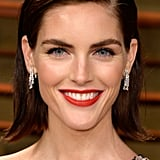 Hilary Rhoda at Vanity Fair Party