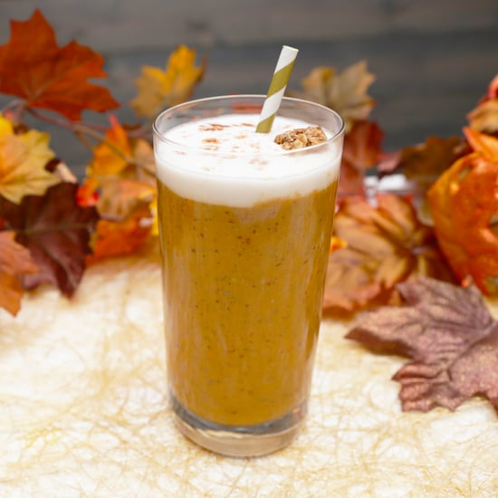 Dairy-Free Pumpkin Smoothie Recipe