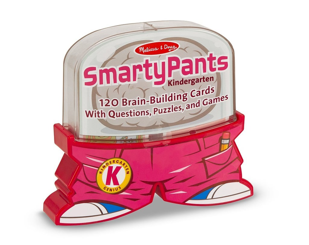 For 5-Year-Olds: Melissa & Doug Smarty Pants Kindergarten Card Set