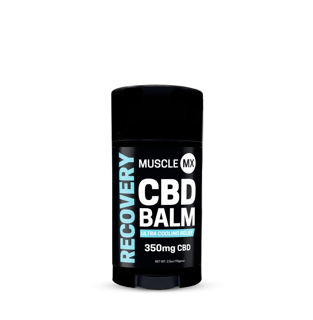 Muscle MX Recovery CBD Cooling Balm