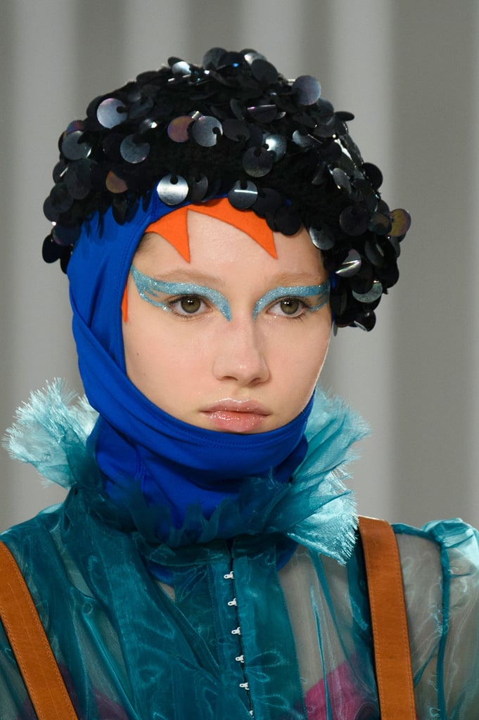 Hair and makeup spring summer 2017 paris fashion week for 7 a la maison streaming