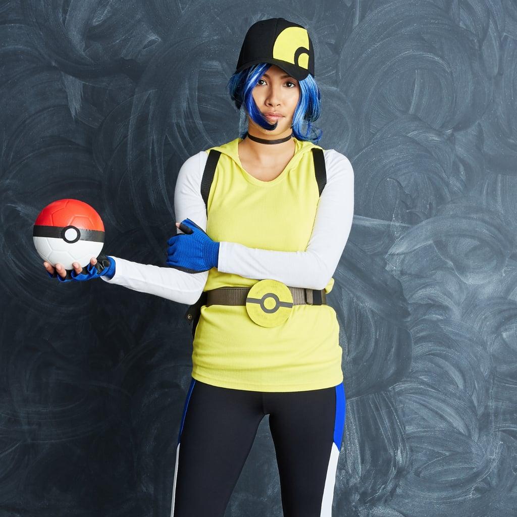 Pokemon Go Trainer Halloween Costume