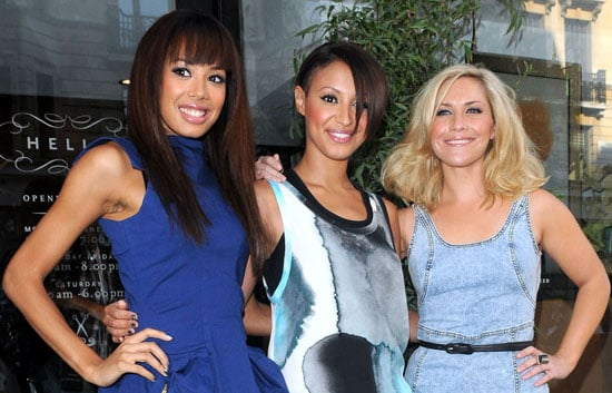 Photos Of New Sugababes Lineup Plus Extracts From Their Scott Mills Radio 1 Interview About Keisha Buchanan Leaving & Jade Ewen