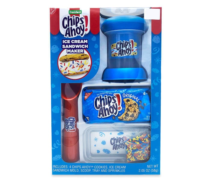 Chips Ahoy! Ice Cream Sandwich Maker