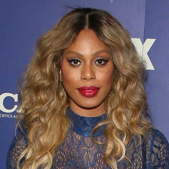 Laverne Cox Without Makeup