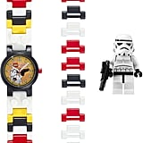 Lego Star Wars Stormtrooper Kids Watch With Mini Figure